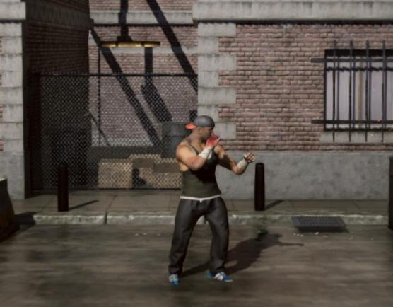 Raging Punch 3D